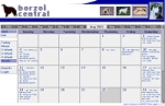 Borzoi Central Events Calendar