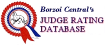 Judge Rating Database
